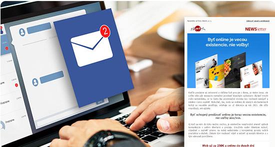 Tvorba emailov