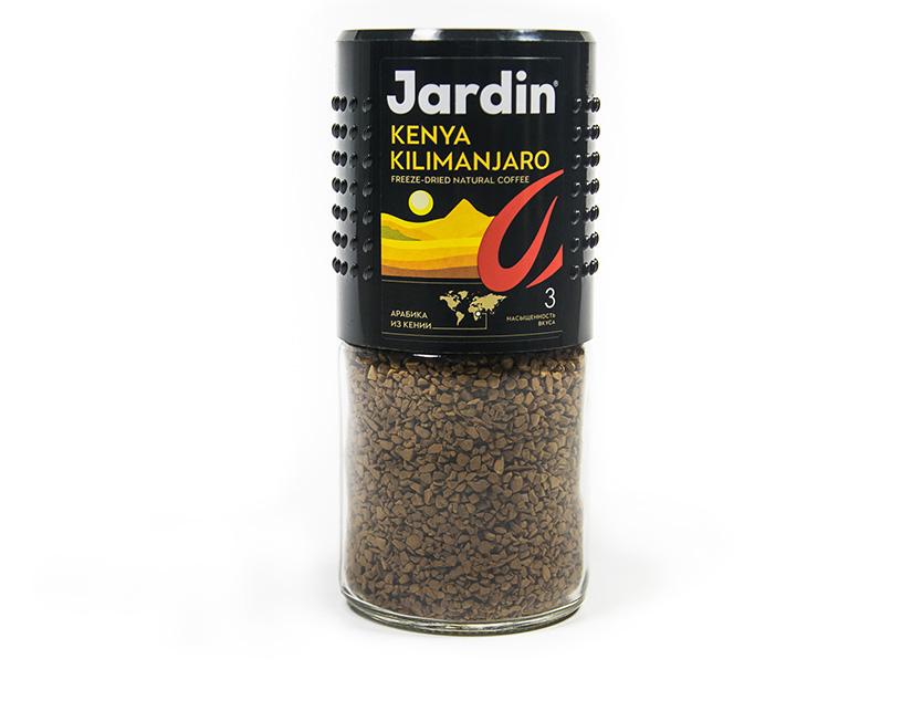 Značková káva z Kene